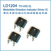 LD1204 Motorcycle Direction Indicator Flasher ASIC