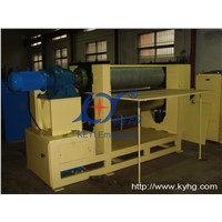 MDF emboosing machine