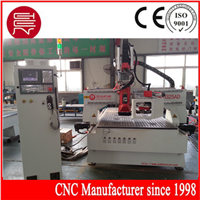 Syntec Controlling System CNC ATC Engraving Machine