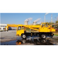 Cheap 8 Ton Small Mobile Truck Crane/Mini Crane