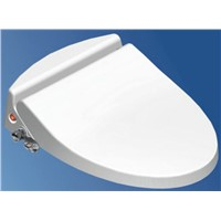 Elongated automatic self-clean Non-electric washing toilet bidet,Intelligent Sanitary Toilet seat