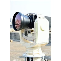 Gyro Stabilized EO IR Tracking PTZ System 110~1100mm continuous zoom