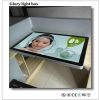 wall-mounted Full HD  kiosk LCD advertising player