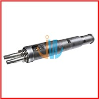 Conical Twin Screw Barrel for Plastic Extruder