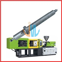 Injection moulding machine screw and barrel