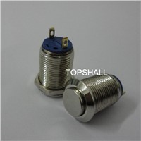 12mm stainless steel mini push button switches