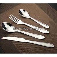 flatware set cutlery set stainless steel