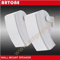 BS-542 professional  fashion ABS commercial  Wall mount speaker