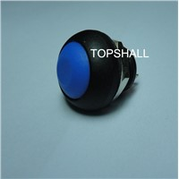 Total plastic illuminated IP68 waterproof pushbutton switch with 2pin(terminals) cable