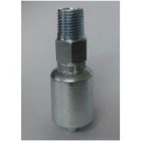 Hydraulic Hose Fittings - One piece fittings