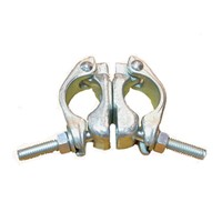 Drop forged swivel coupler British type