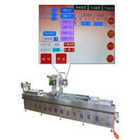 automatic stretch film vacuum packaging machine