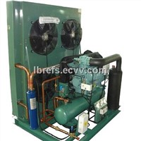 15 HP Outdoor Condensing Unit, Bitzer Air-Cooled Condensing Unit, Bitzer Double Stage