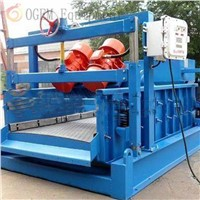 Linear motion shale shaker in drilling mud solids control