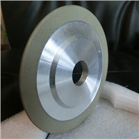 14F1  Resin bond diamond wheel for grinding tungsten carbide tool