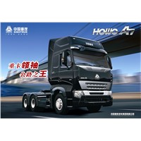 336HP HOWO 6X4 Tractor Truck