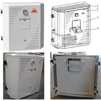 Gas boiler  AKGV-10M natural gas / liquefied, 10 KWt