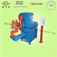 new design used tire recycling machine/wasted tire cutting equipment