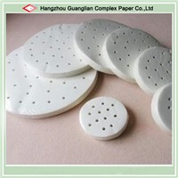 Virgin Wood Pulp Non Stick Silicone Steaming Paper