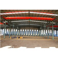 China Prefabricated Steel Building