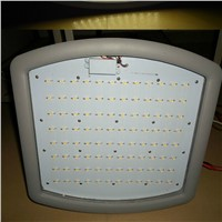 UL 90-305VAC 40W 50W 60W 80W 100W 120W 150W 180W 200W Gas Station LED Canopy Light ip68, outdoor