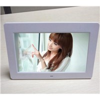 10 inch digital photo frame with lcd screen and auto play video music photo