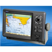 8 inch color lcd marine gps chart plotter