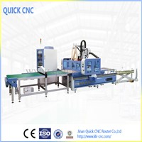 CNC Machining Center-CNC Router (UAZ-481)