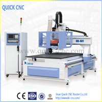 CNC Machining Center-CNC Router (UB-481)