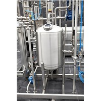 Milk Pipe UHT Pasteurizer Complete Set