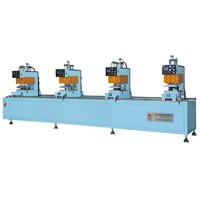 High-grade PVC Windows and doors four welding machine(optional seamless conversion)