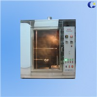 IEC60695 Electrical Safety Needle Flame Test Chamber
