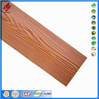 Waterproofing Wood grain exterior wall cladding