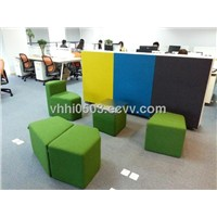 Multifunctional Open Sofa Set for Office