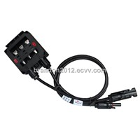 2 diode solar junction box
