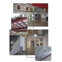 Fiber cement  floor tiles design/floor slab