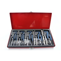 thread inserts hand installation tool set with tap quality