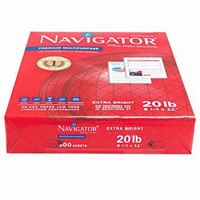 Navigator Letter Size 8.511,75gsm and 80gsm