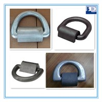 Steel D Rings / Shackle With U Bracket