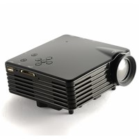 Buy your UC30,GM50 mini vivibright beamer 7S gift MINI LED projector with HDMI/SD/AV/VGA/TV port