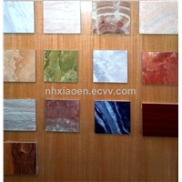 Fiber cement decorative tiles design /wall cladding board