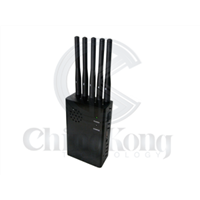 Wi-Fi GPS jammer with cellphone signal CKJ-8005B