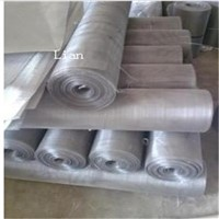 Plain Weaving 316 Stainless Steel Wire Mesh Screen