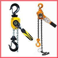 Lever chain hoist manual instruction and classify