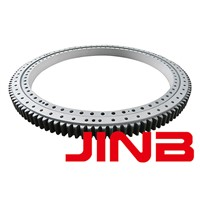 JINB slewing ring bearing four point contact bearing