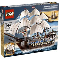 Lego 10210 Imperial Flagship Set