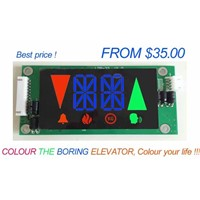 LED Display for Elevator Display (COP HOP)