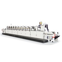 label flexo printing machinery