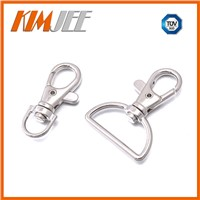 zinc alloy snap hook FOR lanyard