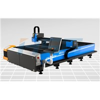 500W pipes and plates fiber laser cutting machines